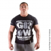 Gorilla Wear 82 Tee Black