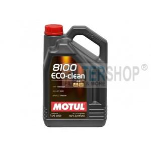 Motul 8100 Eco-clean 5W30 5 L motorolaj