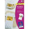 AVERY-ZWECKFORM Textilfólia világos textilekhez