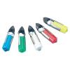 Conrad LED izzó, T5.5 k, 12 V, piros, T5.5K Slide Base Lamp, Barthelme 70112252