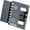 Conrad ModuLED LED dugaszolható rendszer - záró elem, Barthelme 61003301