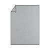 Rössler Papier GmbH and Co. KG Rössler A/4 levélpapír 210x297 100 gr. metál ezüst