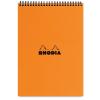 Clairefontaine Rhodia Classic narancs spirálblokk Mérete: 21x29 7cm