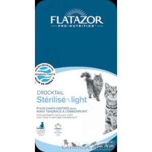 Flatazor Crocktail Sterilised and/or light