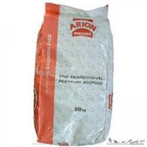Arion Breeder Salmon/Rice 20kg
