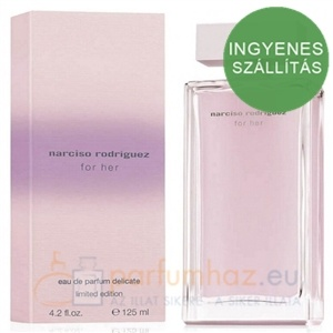 Narciso Rodriguez Narciso Rodriguez For Her Delicate EDP 125 ml