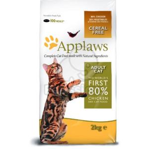 Alpha-Vet Kft. Applaws Cat Adult Chicken 0 4 kg