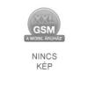 Slim Flip bőrtok - Sony Xperia Z (C6603) - piros