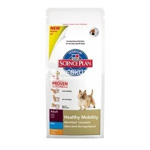 Hill's SP Canine Adult Healthy Mobility Mini Chicken 4 x 7,5 kg