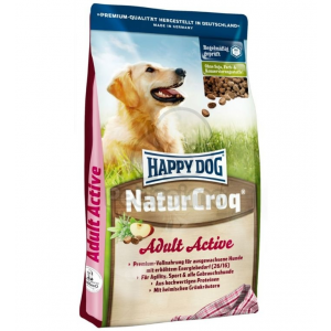 Happy Dog NaturCroq Adult Active 2 x 15 kg