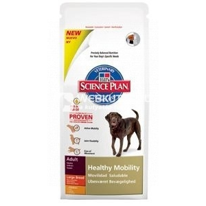 Hill's SP Canine Adult Healthy Mobility Large Chicken 3 x 12 kg