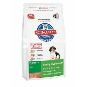 Hill's SP Puppy Healthy Development™ Lamb & Rice 2 x 12 kg