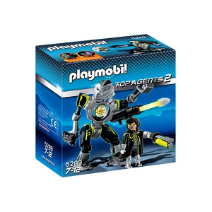 Playmobil Óriás gengszter robotharcos - 5289
