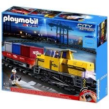 Playmobil Konténerszállító tehervonat - 5258 playmobil
