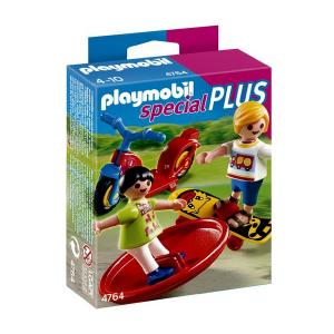 Playmobil Szabadban játszó lurkók - 4764