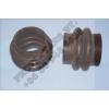 Szívótorok összekötő gumi harmonika T815 (001322)