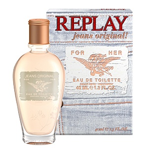 Replay Jeans Original! For Her EDT 60 ml