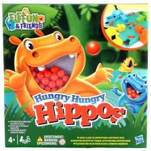 Hasbro Hungry Hungry Hippos - Éhes vízilovak