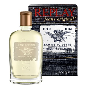 Replay Jeans Original! For Him EDT 75 ml