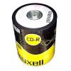 Maxell ÍRHATÓ CD MAXELL CD-R80 (52X)  100DB/CSOMAG (HOL)
