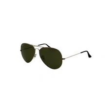 RB3025 004-58 AVIATOR LARGE METAL