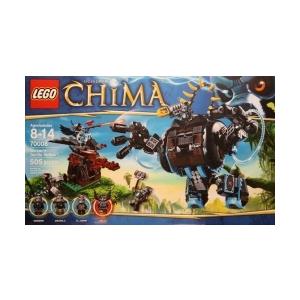 LEGO Chima - Gorzan csatagorillája 70008