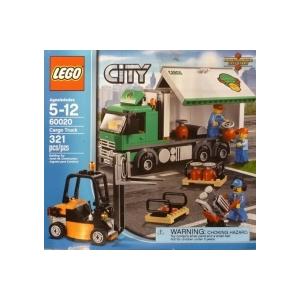 LEGO City - Teherautó 60020