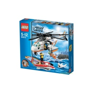 LEGO City - A parti őrség helikoptere 60013