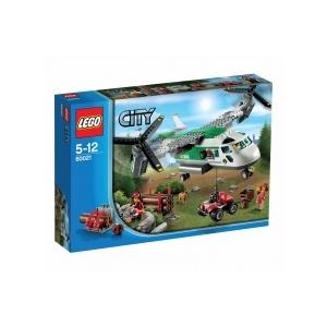 LEGO City - Teherhelikopter 60021