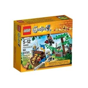 LEGO Castle - Erdei rajtaütés 70400