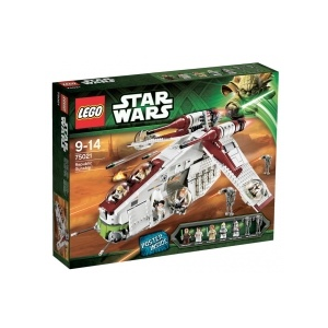 LEGO Star Wars - Republic Gunship 75021