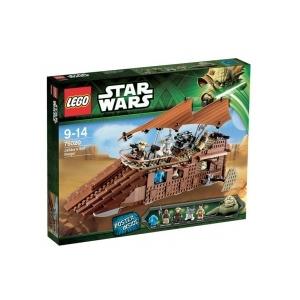 LEGO Star Wars - Jabba Sivatagi bárkája 75020