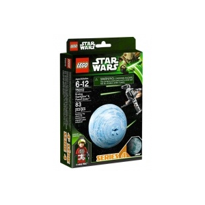 LEGO Star Wars - B-Wing űrhajó és Endor bolygó 75010