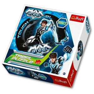 Max Steel 150 db-os kör puzzle