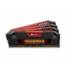 Corsair Vengeance Pro Red 32 GB DDR3-1600 Quad-Kit