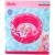 Bestway Barbie: nagy háromgyűrűs medence