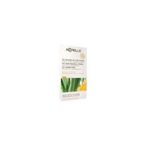 Acorelle Hideggyanta szőrtelenítő csík arcra bio méhviasszal és Aloe verával
