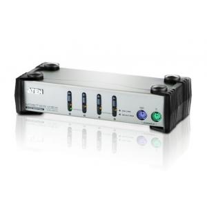 gyártók ATEN KVM Switch 4PC USB DVI +kábel