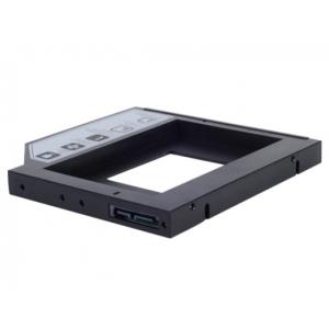 """Silverstone SST-TS09 notebook optikai rekeszbe illeszthető 2,5"""" HDD adapter"""