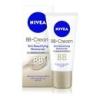 Nivea BB 5in1 hidratáló arckrém normál/sötétebb bőrre