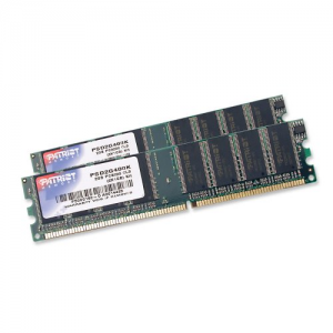Patriot 2GB DDR 400MHz kit2