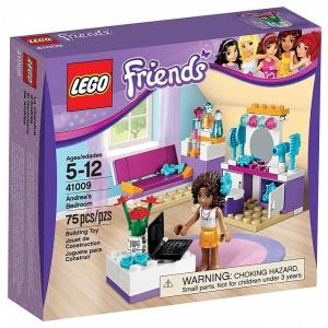 LEGO Friends - Andrea hálószobája 41009