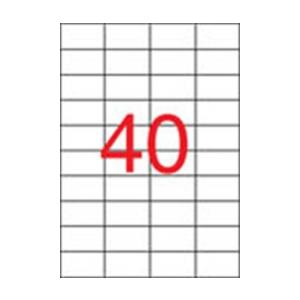 APLI uni. 52,5x29,7mm 4000db/cs