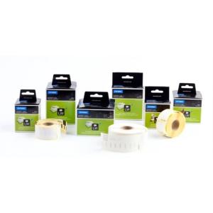 DYMO LW műanyag 89x36mm 260db átlátszó