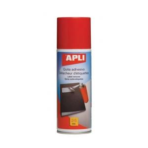 APLI Ettikett és címke eltávolító spray 200 ml
