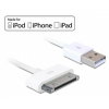 DELOCK 3G USB data- and power cable for Apple 1.8m