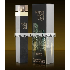 New Brand Night in NY city EDP 100 ml