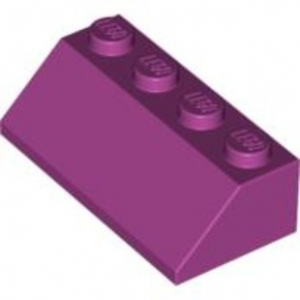 LEGO Roof Tile 2X4/45