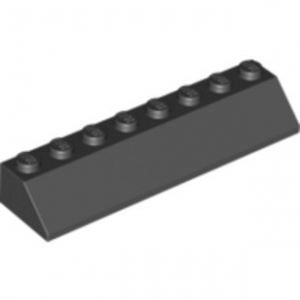 LEGO Roof Tile 2X8/45