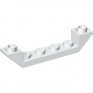 LEGO Inv. Roof Tile 4X6, 3X4.9